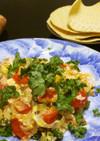 メキシコ風スクランブルエッグの基本レシピ