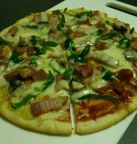 チルドピザをもっと美味しく食べる