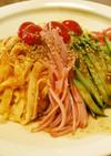 ウマ! 中華三昧・涼麺 +四川風ラー油