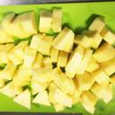 パイナップルの簡単な切り方