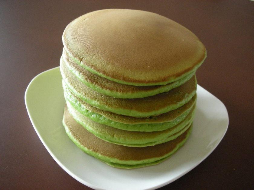 青汁パンケーキ