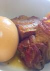 炊飯器de豚角煮