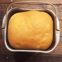お手軽HBココナッツオイル食パン