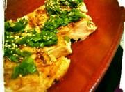 鶏胸肉の油淋鶏(ユーリンチー)の写真