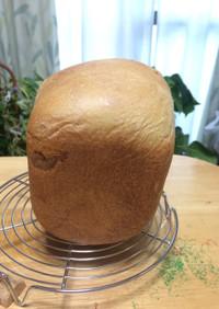 オーツブランミックスで低糖質食パン