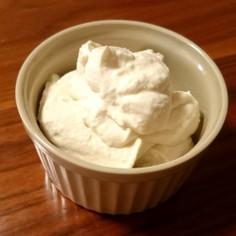 低糖質*クリームチーズフロスティング