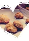 ザクザクアメリカン 簡単クッキー