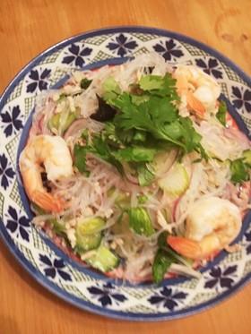 【タイ料理】ヤムプラートゥー(さばサラダ)レシ …