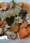 中華風炒め煮