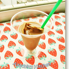 ♡氷コーヒー ~カフェモカ風~ ♡