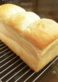 耳までふわっふわ♡はちみつミルク食パン