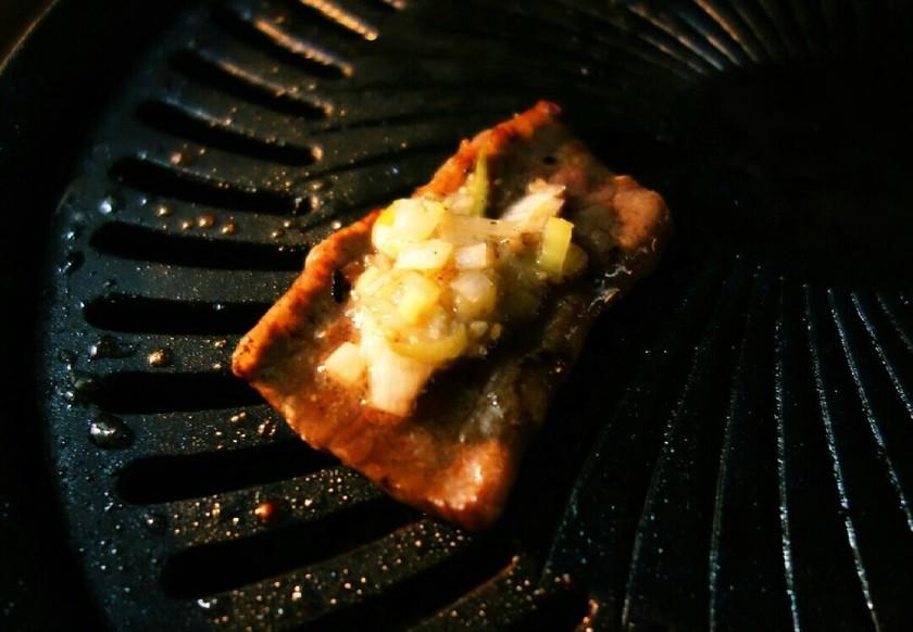 家焼肉が劇的にレベルアップする塩ダレ