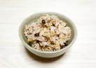 健康ご飯☆黒大豆・古代麦(もち麦)・玄米