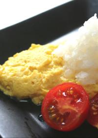 ヘルシー☆長芋と豆腐の和風オムレツ!