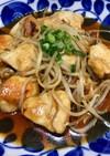 簡単☆節約‼︎鶏胸肉ともやしの生姜炒め