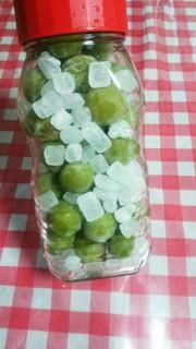 梅ジュース☆氷砂糖で☆夏バテ予防に。の写真