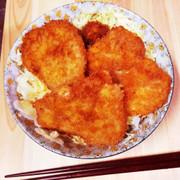 簡単♪新潟のたれカツ丼の写真
