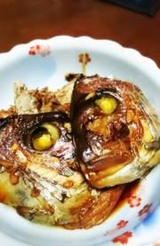 その一手間で、美味しくなる!鯛のあら煮の写真