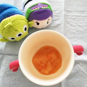 離乳食初期〜大根と人参と麩のやわらか煮☆