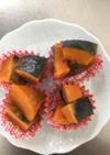 お弁当に!かぼちゃの簡単煮付け