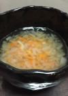 野菜嫌いの2歳児もパクつく根菜スープ