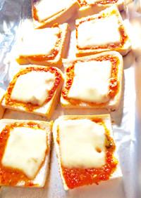 キムチで簡単朝ごはん☆朝はパンっ♪