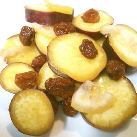 ゴールデンベリー★さつま芋のレモン煮