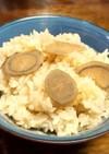 たべごぼう茶の炊き込みご飯