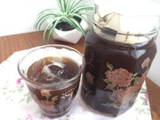 ⭐︎コーヒの麦茶割りの写真