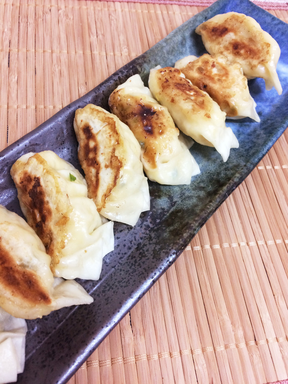 節約&ダイエット!冷凍豆腐de肉なし餃子