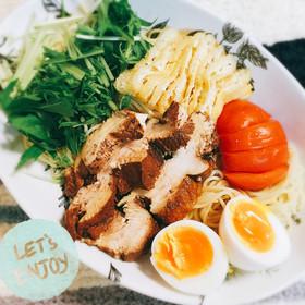 錦糸卵は不要!簡単美味しい冷やし中華☆