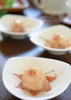 南高梅と白花豆の和菓子玉✿