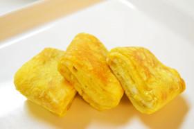 生塩糀の玉子焼き
