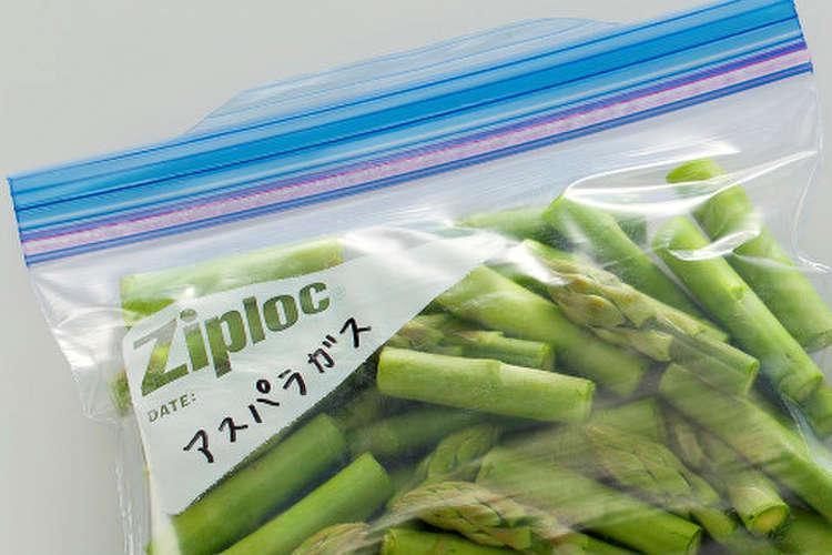 冷凍 アスパラ 北海道産グリーンアスパラを美味しくお召し上がりいただくために(茹で方・保存方法・食べ方レシピ)
