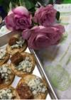 紫蘇クリームチーズとおさかなハンバーグ☆