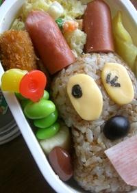幼稚園弁当✿めいけんチーズ