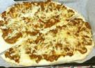 ホームベーカリー⭐簡単ナン&カレーピザ