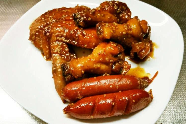 骨 付き 肉 レシピ