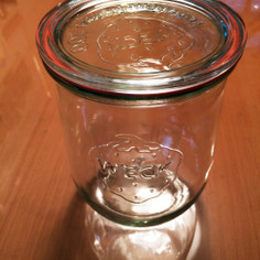 保存瓶の煮沸消毒方法