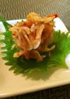 桜海老衣の梅ボール