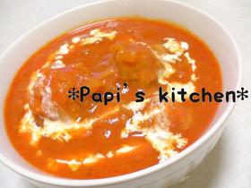 ❤秘蔵の肉団子スープ(〃´o`)=3❤