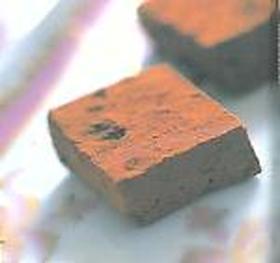 アールグレイ風味の生チョコ
