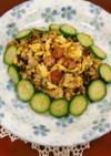 高菜の炒めご飯