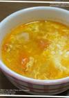 コールラビのトマトスープ