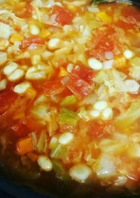 トマトダイエットスープ♡