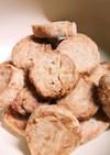 強力粉のサクサクバナナクッキー
