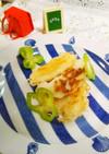 素麺DE餃子バーガー