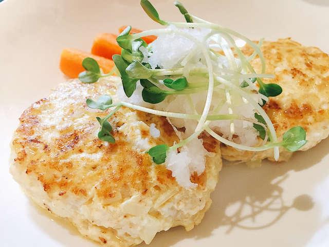 豆腐ハンバーグ ダイエット
