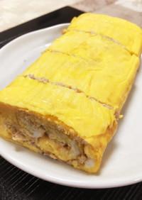 ツナマヨの卵焼き