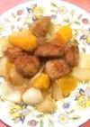 爽やかオレンジ酢豚
